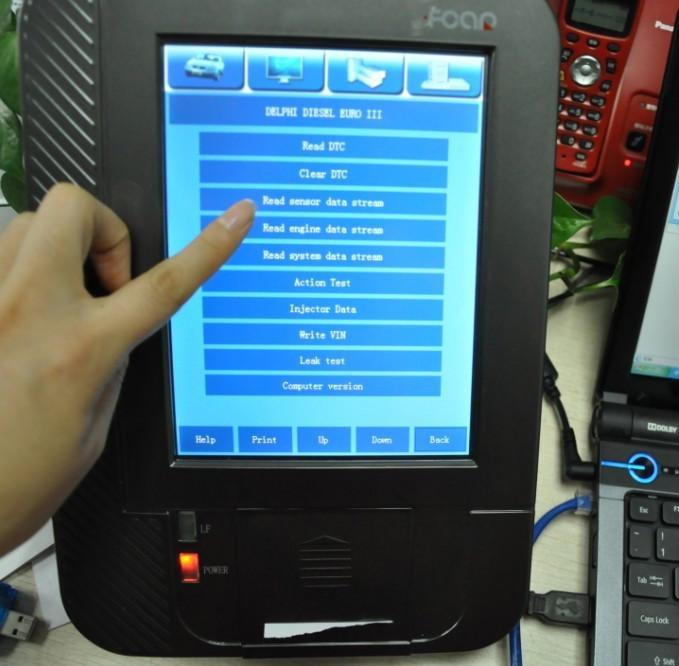auto scanner auto repair tools FCAR F3-D auto diagnostic equipment 5
