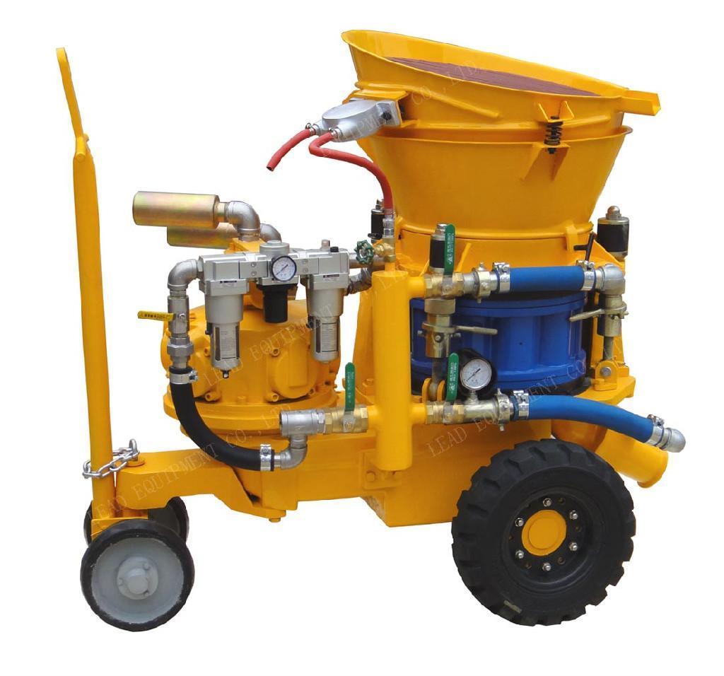 Lz 5a Shotcrete Machine Gunite Machine Lec China