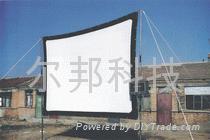 多功能一體流動數字電影放映機 5