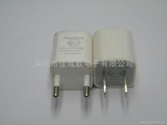 iphone Travel charger filling