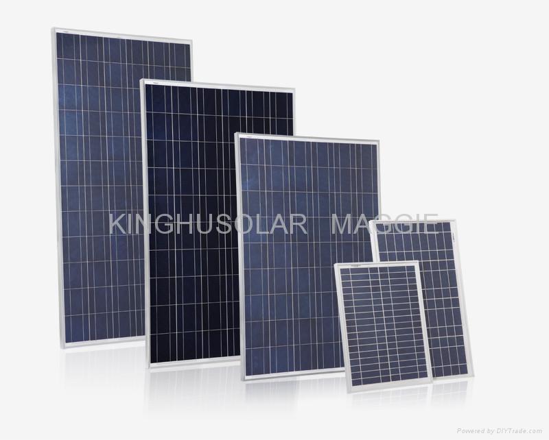 多晶硅太阳能组件 1