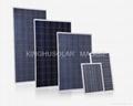 多晶硅太阳能组件