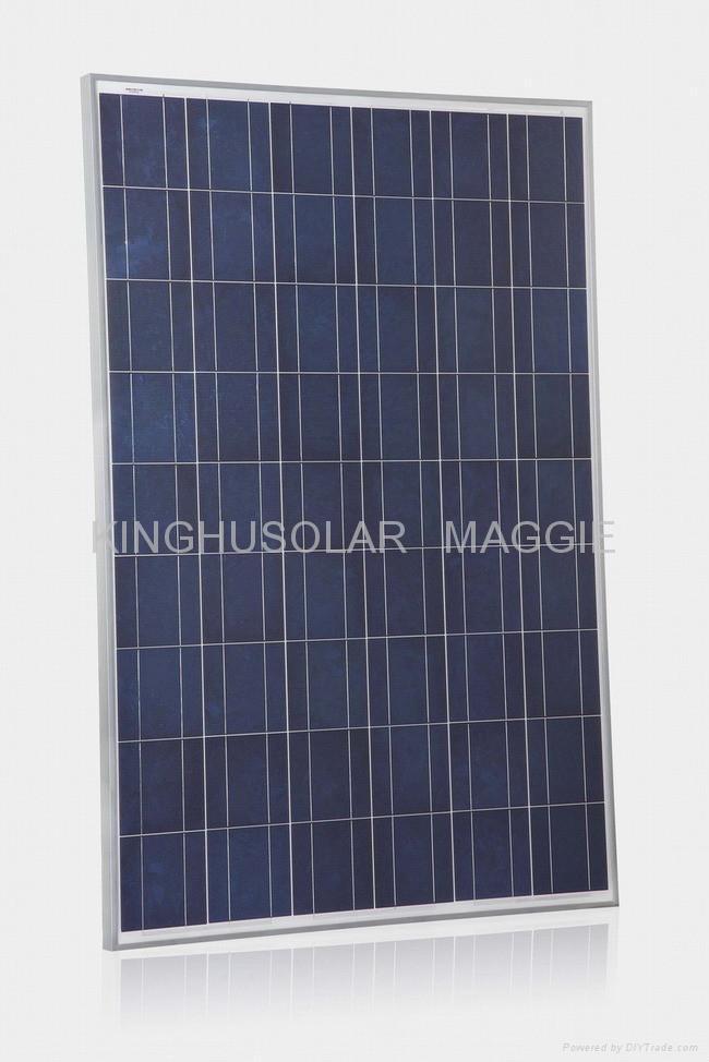多晶硅太阳能组件 3