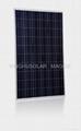 230W 太阳能多晶硅电池组件
