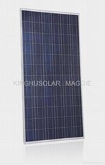 270W 太阳能多晶硅组件