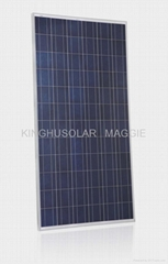 270W solar poly module
