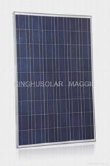200W 太阳能多晶硅电池组件