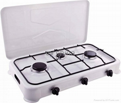 europe style gas cooker