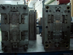 塑胶模具制作与加工