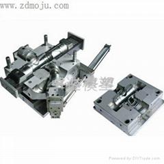 广东PVC管件塑胶模具加工制造设计
