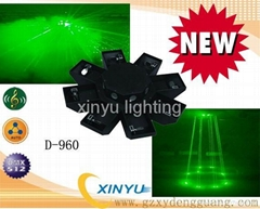 NEW 8-scan dj light,meteor laser show