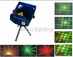 S-3 Mini stage laser light