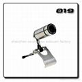 7-E019 12mp usb build in mic webcam