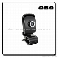 7-E059 high solution pc camera