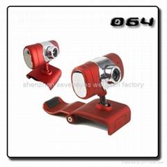 7-E064 8.0 megapixels computer webcam