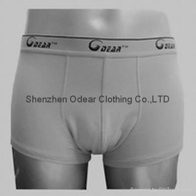 男士平角内裤 1