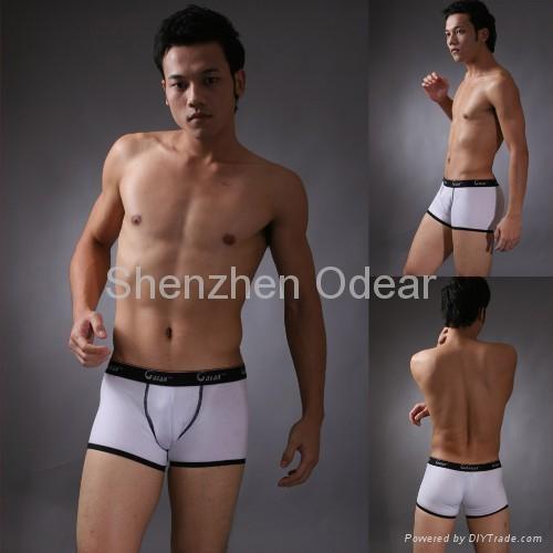 男士平角內褲 2