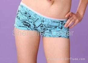 女士平脚内裤 2