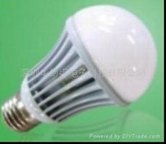4W COB LED球泡