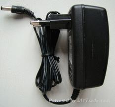 12V2A開關電源適配器YSX-12-2000