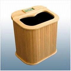 FIR foot sauna