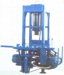 液壓制磚機