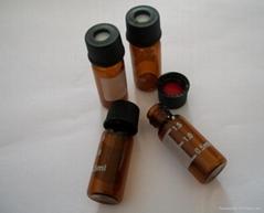 2ml棕色螺口自動進樣瓶帶刻度 5.0料 8mm 9mm