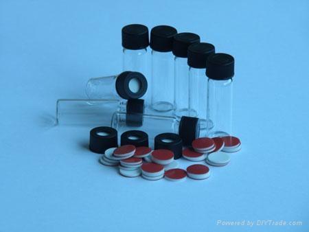 4ml透明螺口自動進樣瓶帶刻度 6.8料  1