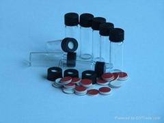 4ml透明螺口自動進樣瓶帶刻度 6.8料