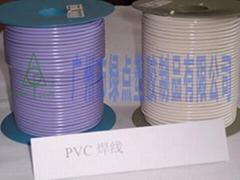PVC地板卷材焊线