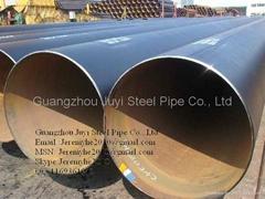 API 5L PSL2 X60 Dia 457mm std DRL ERW Welded Steel Pipe China