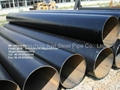 EN 10219 S275JRH Welded Steel Pipes Construction