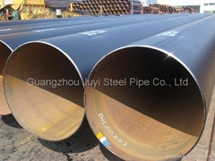 Middle East API 5L ERW Steel Pipe Guangzhou Juyi