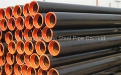 610mm erw steel welded tube China