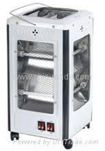 quartz heater/electric heater