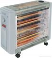 quartz heater/electric infrared quartz