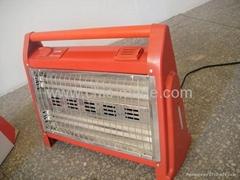 quartz heater/electric heater/room heater