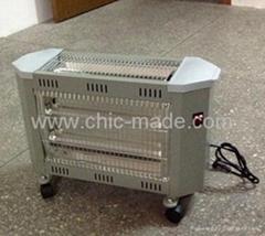 infrared quartz heater/electric quartz heater