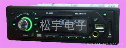 车载硬盘播放器 1