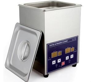 Jeken digital ultrasonic cleaner 2L (with timer & heater) 1