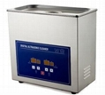 Jeken digital ultrasonic cleaner 4.5L (with timer & heater) 1