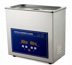Jeken digital ultrasonic cleaner PS-30A  6.5L (with timer & heater)