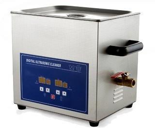 Jeken digital ultrasonic cleaner 10L (with timer & heater) 1