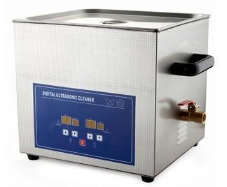 Jeken digital ultrasonic cleaner 15L (with timer & heater) 1