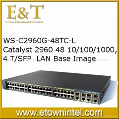 cisco switch WS-C2960S-24TS-L  WS-C2960S-48TS-L (Hot Product - 1*)