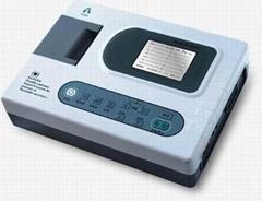 ECG-8130A  Three Channel Interpretive Electrocardiograph