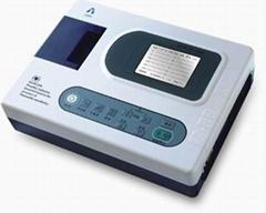 ECG-8110A   Single Channel Interpretive Electrocardiograph