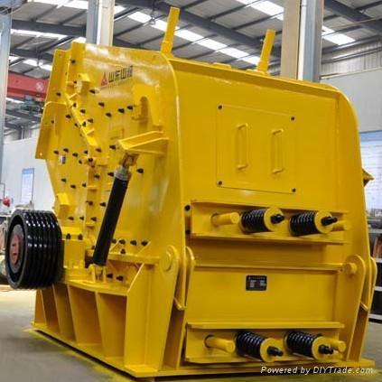 Mining Machinery of Stone Impact Crushers 2
