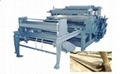 straw bed mattress knitting machine/reed mattress weaving machine
