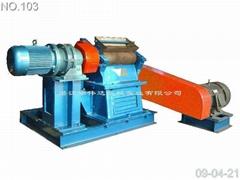 Rubber Hammer Mill Machine